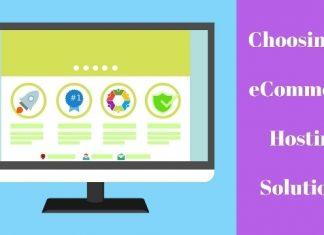 eCommerce Hosting Solution
