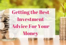 investment advice