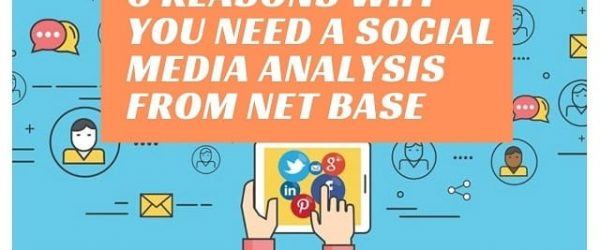 6 Reasons Why You Need a Social Media Analysis From Net Base