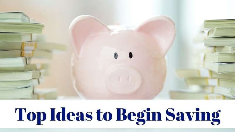 Begin Saving